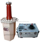 Digital AC/DC Tensão Alta Hipot do equipamento de teste 100kv
