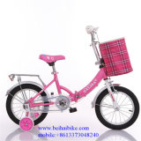Дешевые оптовые малыши велосипед мальчики 16 дюймов складывая велосипед для малышей