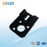 Präzision Eco freundliche schwarze flüssige Beschichtung kundenspezifisches mechanisches Aluminiumteil