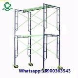 De duurzame Q235 Q345 Steiger van het Frame van het Staal