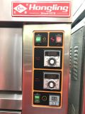 1 forno elétrico profissional da bandeja da plataforma 2 na venda