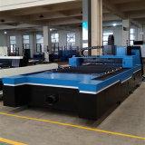 Tagliatrice del laser della fibra del corpo di macchina del ferro per metallo