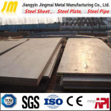 Plaque en acier de plaque en acier de construction de bateau Ah36/structure de coque