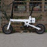 """Mini vélo du Salut-Gi personnel 12 de tambour de chalut """" pliant la bicyclette électrique"""
