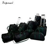 Превосходное PU водонепроницаемый динамического багажа цветовой комбинации цветов, багажного отделения