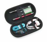 Teléfono móvil y accesorios EVA duro Caso de la bolsa de regalo de promoción caja multifunción