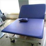 Vector y sofá eléctricos de la examinación de la terapia física