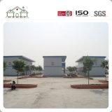 조립식 임시 가벼운 강철 학교 샌드위치 위원회 사무실 Prefabricated 기숙사 집