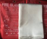 Manta termal profesional el 1.2*1.2m del fuego de la fibra de vidrio de Insulational