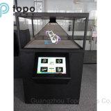 360程度のテーブルトップの電子ホログラフィック表示ガラス(HD360-TP)