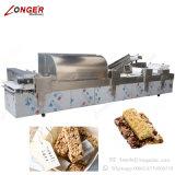 De industriële Automatische Staaf die van het Graangewas van de Maker van het Suikergoed van Chikki van de Pinda Machine maken