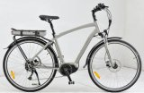 Motor de MÉDIA E-bike com 700c pneu e meados de Motor (TDB13Z)