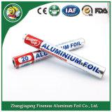 2018 Hotsale feuille en aluminium de qualité alimentaire petit rouleau de film rétractable