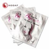 Máscara de folha de formulário e OEM/Tipo de alimentação ODM pano sob a almofada de gel de Olho de patches
