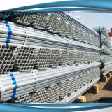 Q345hot ampliamente utilizado sumergió el andamio galvanizado de Ringlock del tubo para el edificio