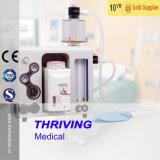 病院の医学の外科携帯用動物の麻酔機械(THR-MJ-P902-V)