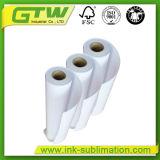 El papel de sublimación de poliéster 100gsm para la impresión de inyección de tinta digital