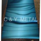 304 roestvrij staal met Hairline en juwelen-Blauw