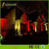 De binnen Openlucht LEIDENE van de Verlichting 10W E26 PAR38 van de Decoratie Bol van het Rood licht