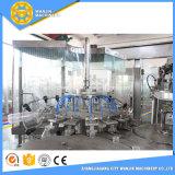 Macchinario di materiale da otturazione automatico pieno di produzione delle bibite analcoliche del gas