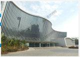 Edificio industrial prefabricado del cine de la estructura de acero