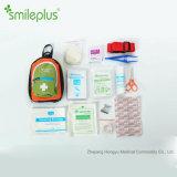 Mini kit del sacchetto del pronto soccorso per assistenza medica e capretto divertente