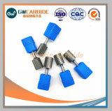 carboneto de tungsténio sólido Grewin rebarbas rotativo para máquinas-ferramentas