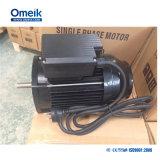 0,25 CV~2CV Monofásico Certificado Ce Motor eléctrico de la bomba de agua