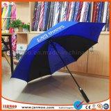 최상 선전용 로고에 의하여 인쇄되는 골프 우산
