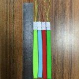 Высокое качество пользовательских трубчатые короткое замыкание ручной ремешок ремешок для флэш-памяти