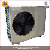 Série Msd R134 bomba de calor para piscina de fluido criogénico