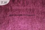 El teñido de rojo el poliéster tejido Jacquard (Fürth31946)