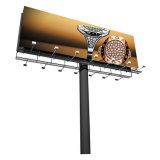 Q235 de l'acier galvanisé à chaud de la publicité extérieure Stand d'affichage de panneaux