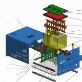 Алюминиевая собирая алюминиевая коробка для коробки электропитания