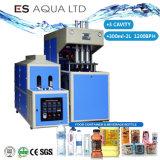 Halb automatische Plastikflasche, die Maschinen-Preis-Flaschen-durchbrennenmaschinen-Blasformen-Maschine herstellt