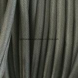 Пэт полиэстер Split экранирующая оплетка кабеля устройства обвязки сеткой на оболочки