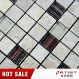 Vetro nordamericano della miscela del mosaico del marmo di stile
