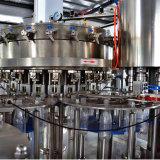 Bebida carbonatada lavado 3 en 1 de la línea de limitación de llenado