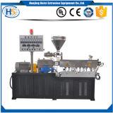 쌍둥이 나사 LDPE/HDPE/PP/PE/PA 소형 제림기 압출기 기계