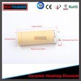 Elemento de aquecimento elétrico com controle de temperatura