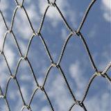 Het Schermen van de Dierentuin van de Kabel van het roestvrij staal het Kabel Geweven Dierlijke Netwerk van de Kabel