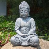 Scultura Bronze della statua del Buddha degli oggetti d'antiquariato per la decorazione esterna del giardino