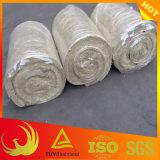 Огнеупорный изоляционный рок шерсти одеяло для теплоизоляции трубопроводов