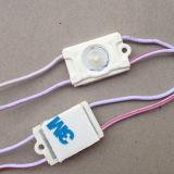 印かLightboxまたは経路識別文字を広告するLEDのための防水0.3W 160degreeの高明るさSMD2835 LEDのモジュールライト