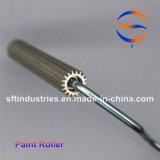 Rouleaux de peinture en aluminium de rouleaux de palette pour les plastiques renforcés par fibre de verre