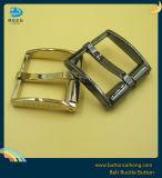 Inarcamenti di cinghia del metallo con rivestimento dell'oro di placcatura per le cinghie di cuoio
