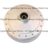 A motocicleta parte o cubo de roda da motocicleta, cilindro dianteiro do freio para Ax100