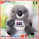 Jouet mou de peluche de koala de peluche de la qualité En71 pour des gosses