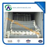공장 판매 PVC는 체인 연결 직물 담, 직류 전기를 통한 체인 연결 담을 입혔다