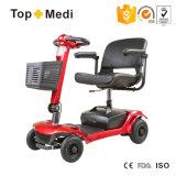 Vespa plegable de la movilidad del vehículo eléctrico del equipamiento médico para los minusválidos